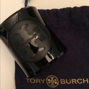 Tory Burch Cuff Bracelet Black